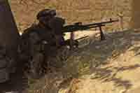 Twenty five suspected militants killed in Afghanistan