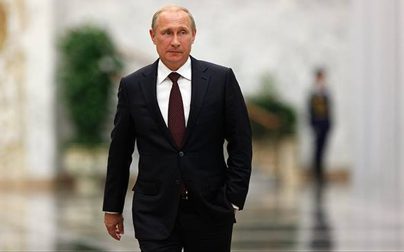 If ISIS attacked Putin's Russia, Islamic militants would become 'good guys' for the West. Vladimir Putin
