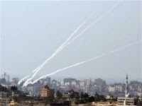 Israeli warplanes attack Gaza. 50002.jpeg