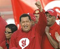 Venezuelans reject Chavez's bid to win new powers