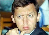 Russia's richest man Oleg Deripaska holds 40-billion-dollar fortune