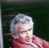 Norman Mailer gets in hospital
