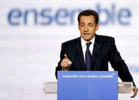 Nicolas Sarkozy to stay at Bush's residence in Washington in November