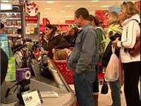 U.S. Teems with Busy Retailers and Shoppers on Black Friday