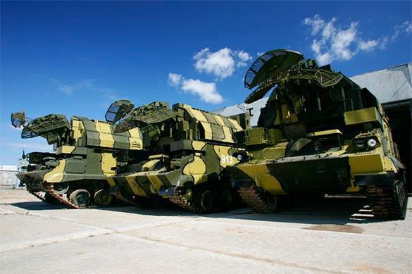 Russia and Armenia join anti-aircraft warfare systems. Anti-aircraft warfare