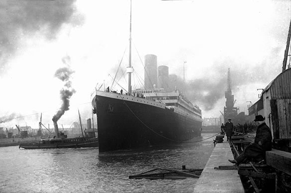 titanic death of a titan News about the titanic commentary and archival information about titanic from the new york times.