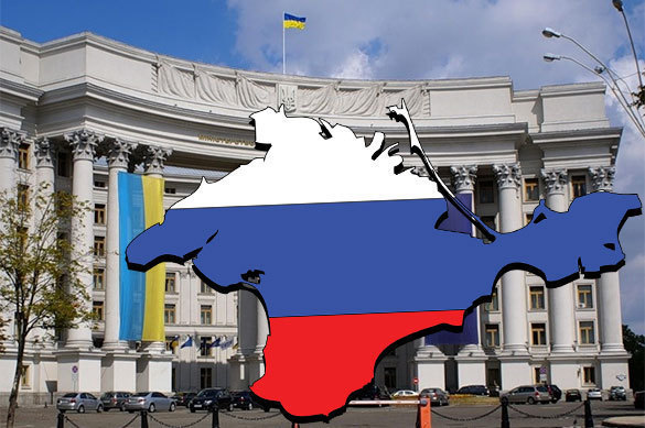 Ukraine concerned about call from Germany to develop relations with Crimea. 61005.jpeg