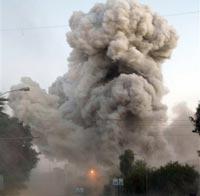 Suicide truck bomb kills 25 in northern Iraq