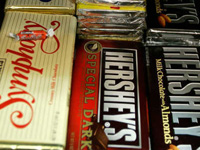 Chocolate Makers Won't Be in Kraft's Path