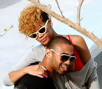 Rihanna Spils Beans about Romance
