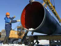 Nord Stream Pipeline Conquers Europe