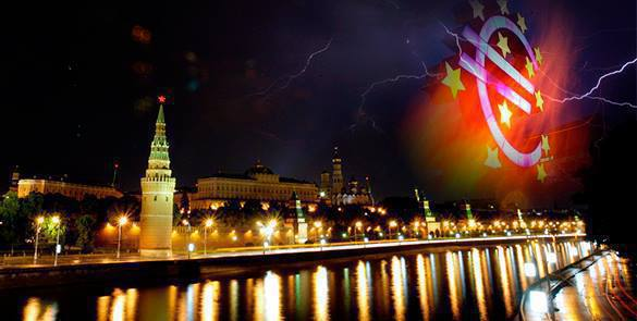In 2015, Russia dazzles and shocks the West. 2015 for Russia