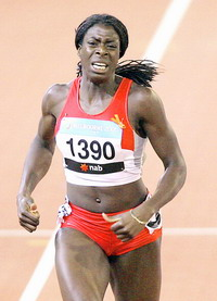 Christine Ohuruogu loses appeal