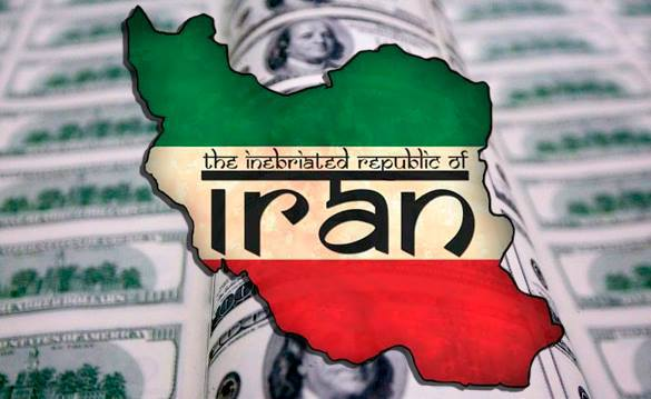 Western countries appropriate Iranian  bln under sanctions. Iran