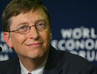 Bill Gates Worries about the Poor's Health More Than about Environment