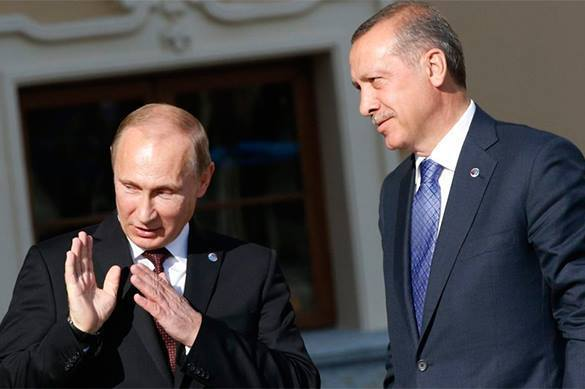 Russia and Turkey may trigger war of the century, German newspaper says. Russia-Turkey standoff