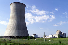 U.S.A.: nuclear plant shut down after high vibrations in main turbine occured
