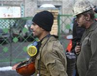 New third explosion in Ukraine's coal mine kills five rescuers