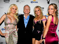 Hugh Hefner To Buy Playboy Private at 5 Million