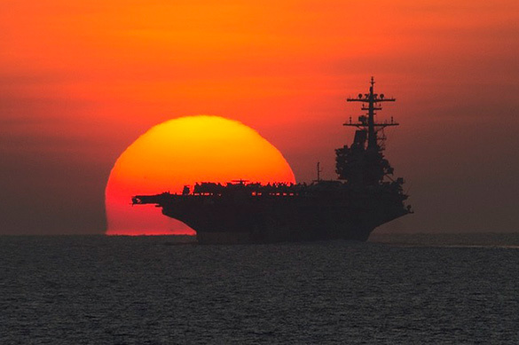 5 ways of US aircraft carriers' drowning. Vessels