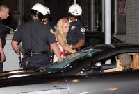 Paris Hilton released from Los Angeles County jail