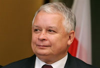 Polish President Dies in Air Crash in Russia