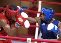 Cuban boxers deported from Brazil after disappearing during Pan American Games
