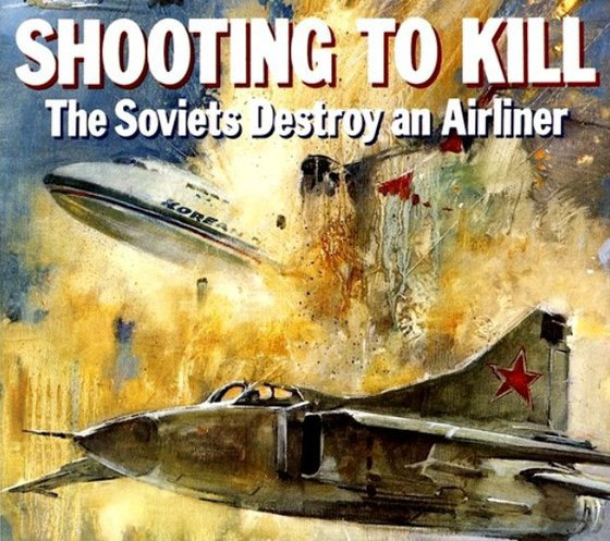 Japan unveils USA's monstrous lies about downed South Korean Boeing. USSR downs South Korean Boeing