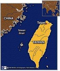China wants to talk about Taiwan with Washington