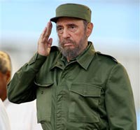Fidel Castro Predicts Third World Nuclear War
