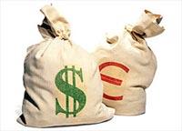 Euro marginally higher against U.S. dollar