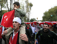 USA prevents Turkey from crossing Iraq northern boderline