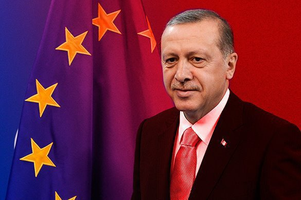 EU wants Turkey's Erdogan to be the next 'Yanukovych'. 60019.jpeg