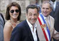 Office of new French president Sarkozy set to appoint Cabinet