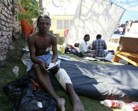 Haiti Earthquake: Grand Finale of Political Instability