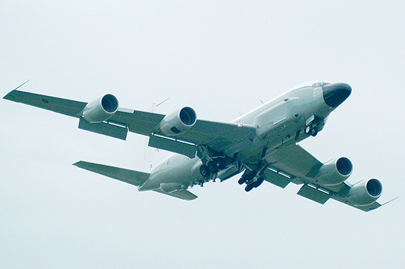 Mission: Impossible: US spy plane breaks down flying at Russian border. Aircraft