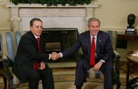 Colombia is the third South American nation to reach a free trade deal with the US