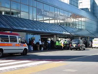 Authorities close Heathrow Airport's terminal because of suspicious finding
