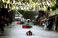 Powerful Typhoon Batters Philippines, At Least 16 Killed