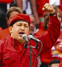 Hugo Chavez calls German Chancellor Angela Merkel a fascist