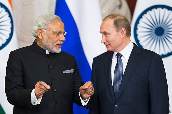 Can Russia and India be great friends after Turkish experience?. Vladimir Putin and Narendra Modi