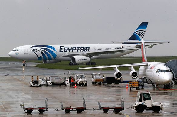 EgyptAir A320 wreckage found, terrorist attack possible. 58024.jpeg