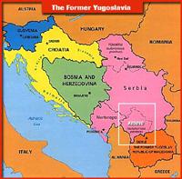 Serbs, Albanians meet to discuss Kosovo's economic status