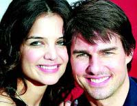 Tom Cruise and Katie Holmes have the most expensive wedding of the year