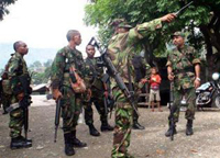 More foreign troops arrive in East Timor