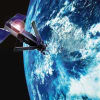 USA downs spy satellite to test its missiles and conceal secret technologies