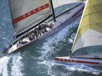 America's Cup champion wins second day of racing