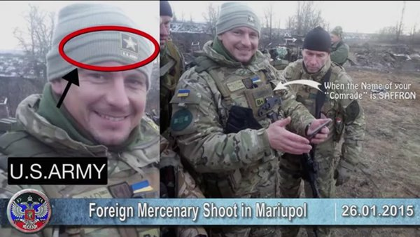 Ukraine violates Minsk agreement. American military analyst. 55027.jpeg
