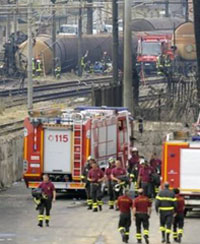 Landslide Hits Train in Italy, Killing 11