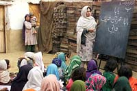 Afghanistan's education minister criticizes Taliban's training plans